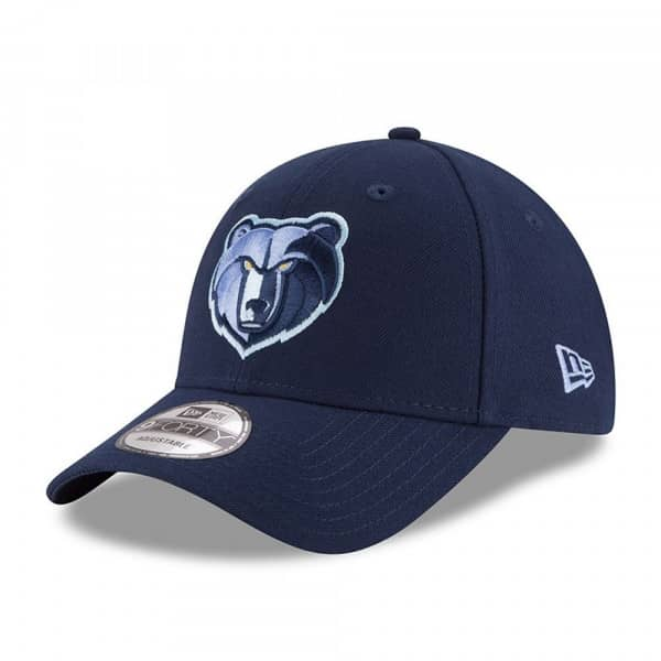 Memphis Grizzlies The League Adjustable NBA Cap
