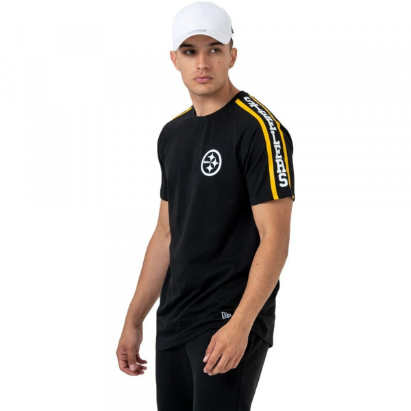 Pittsburgh Steelers Shoulder Print NFL T-Shirt