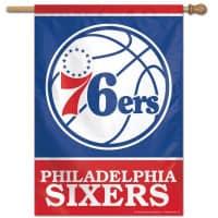 Philadelphia 76ers Vertical NBA Fahne