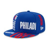 Philadelphia 76ers 2019-20 NBA Tip Off Series 9FIFTY Snapback Cap