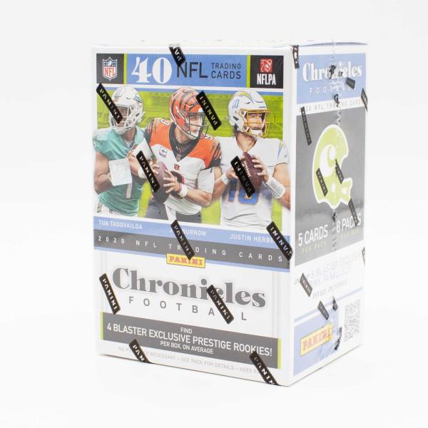 2020 Panini Chronicles Football Blaster Box NFL