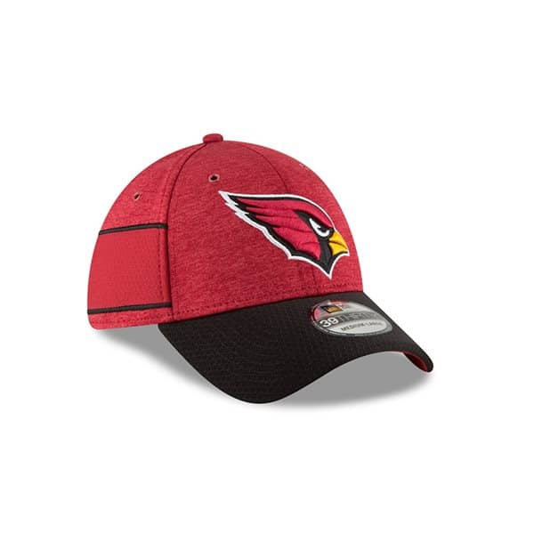 Arizona Cardinals 2018 NFL Sideline 39THIRTY Flex Cap Home
