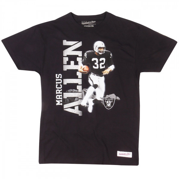 Marcus Allen Oakland Raiders Photo Reel NFL T-Shirt
