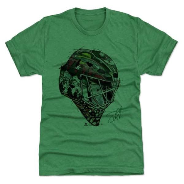 Devan Dubnyk Minnesota Mask NHL T-Shirt