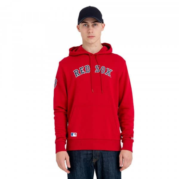 Boston Red Sox Jersey Script MLB Hoodie