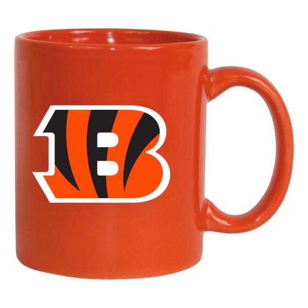 Cincinnati Bengals Team Logo NFL Becher (325 ml)
