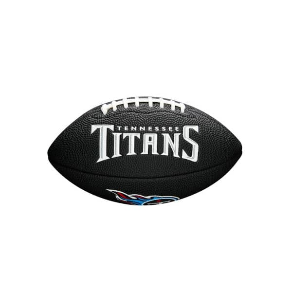 Tennessee Titans NFL Mini Football Schwarz