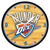 Oklahoma City Thunder Basketball NBA Wanduhr