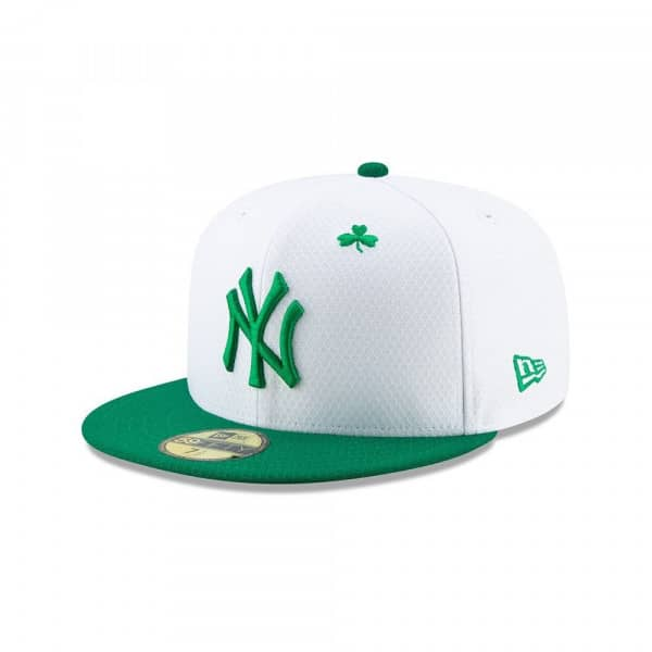 New York Yankees 2019 St. Patrick's Day 59FIFTY Fitted MLB Cap