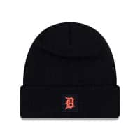 Detroit Tigers 2018 On-Field Sport Knit MLB Wintermütze Road
