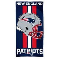 New England Patriots Helmet NFL Strandtuch