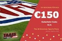 150 EUR Gutschein