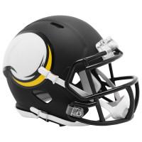 Minnesota Vikings AMP Alternate NFL Speed Mini Helm