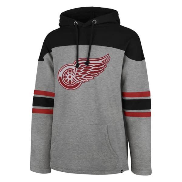 Detroit Red Wings Huron Hoodie NHL Sweatshirt