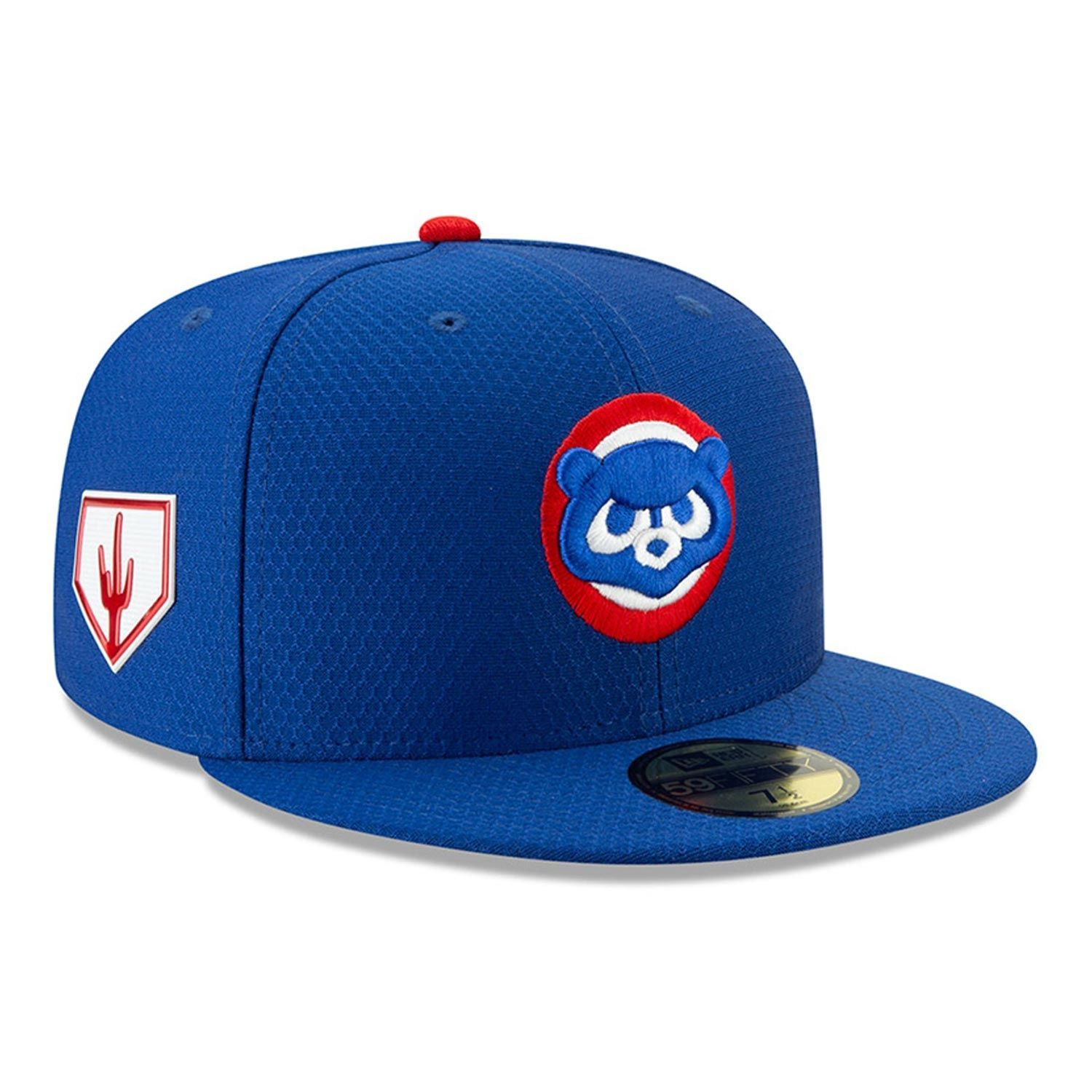 fb894a1170d917 New Era Chicago Cubs 2019 Spring Training 59FIFTY Fitted MLB Cap Game |  TAASS.com Fan Shop