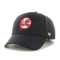 New York Yankees '47 MVP Adjustable MLB Cap Alternate Navy