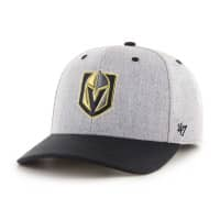 Vegas Golden Knights Storm Cloud MVP DP Snapback NHL Cap