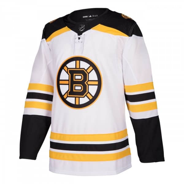 big sale f50c6 6f88c Boston Bruins Authentic Pro NHL Jersey Away