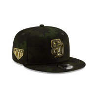 San Diego Padres 2019 Armed Forces Day 9FIFTY Snapback MLB Cap