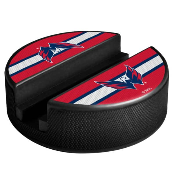 Washington Capitals NHL Puck Media Device Holder