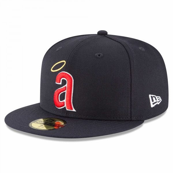 California Angels 1971 Cooperstown New Era 59FIFTY Fitted MLB Cap