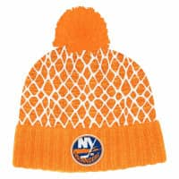 New York Islanders 2019/20 Goal Net NHL Pudelmütze