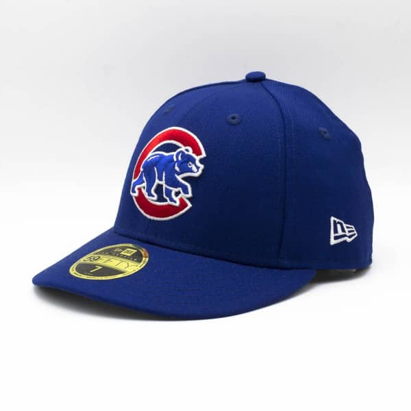 Chicago Cubs Low Profile 59FIFTY MLB Cap Blau