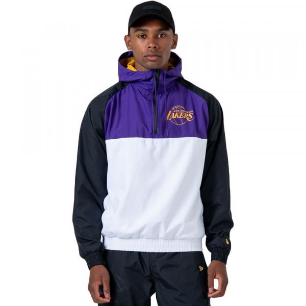 Los Angeles Lakers Hooded NBA Windbreaker Jacke