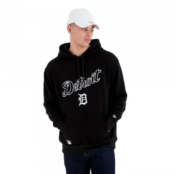 Detroit Tigers Post Grad MLB Hoodie Sweatshirt
