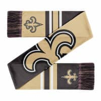 New Orleans Saints Colorblock Big Logo NFL Schal