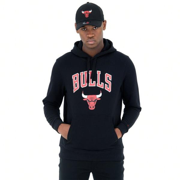 Chicago Bulls Team Logo Hoodie NBA Sweatshirt