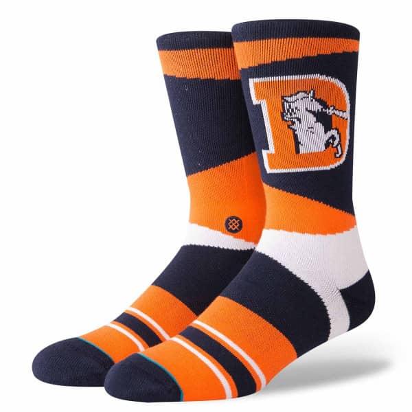 Denver Broncos Retro NFL Socken
