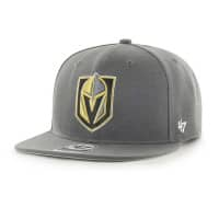 Vegas Golden Knights Primary Logo Captain Snapback NHL Cap