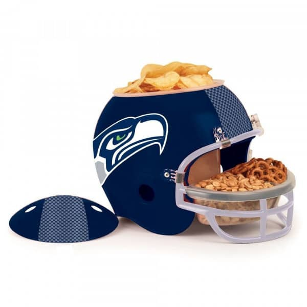 Seattle Seahawks American Football NFL Snack Helmet