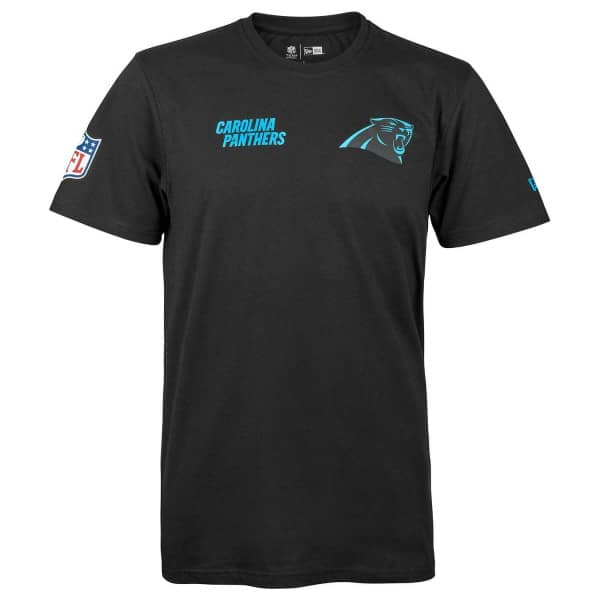 Carolina Panthers Established Number NFL T-Shirt