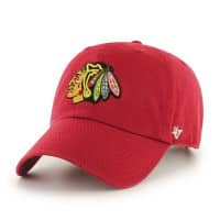 Chicago Blackhawks Clean Up Adjustable NHL Cap Rot