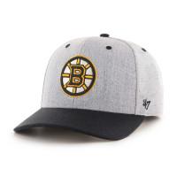 Boston Bruins Storm Cloud MVP DP Snapback NHL Cap