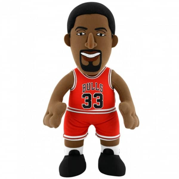 Scottie Pippen Chicago Bulls NBA Plüsch Figur