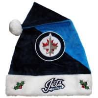 Winnipeg Jets FOCO Basic Santa NHL Weihnachtsmannmütze