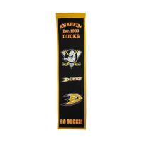 Anaheim Ducks NHL Premium Heritage Banner