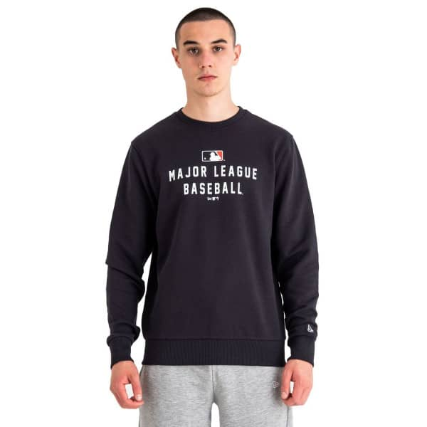 Major League Baseball Wordmark Crewneck Sweatshirt