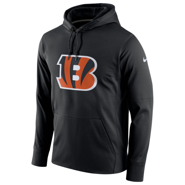 Cincinnati Bengals Circuit Therma NFL Hoodie Sweatshirt