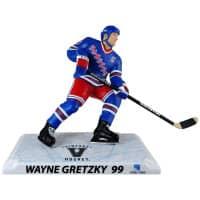 1996-1999 Wayne Gretzky New York Rangers NHL Figur (16 cm)