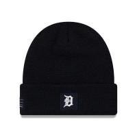 Detroit Tigers 2018 On-Field Sport Knit MLB Wintermütze Home