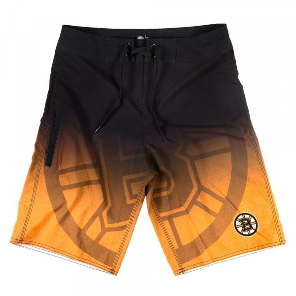 Boston Bruins Eishockey Boardshorts NHL Badehose