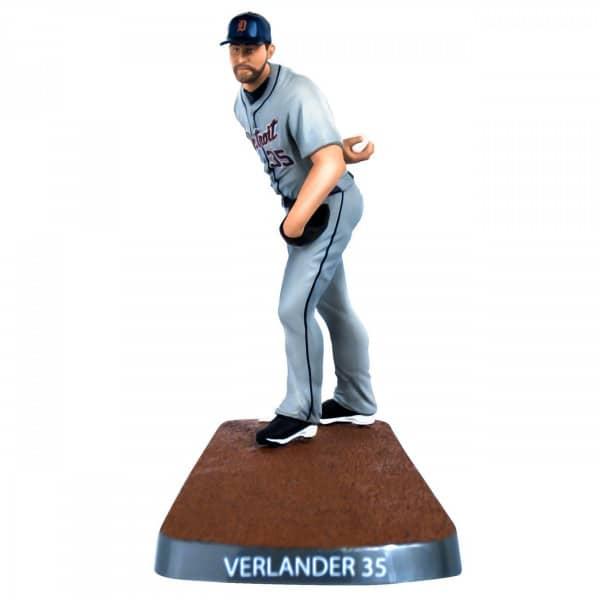 2016 Justin Verlander Detroit Tigers MLB Figur (16 cm)