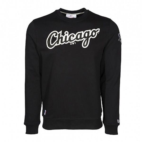 Chicago White Sox Road Crewneck MLB Sweatshirt Schwarz