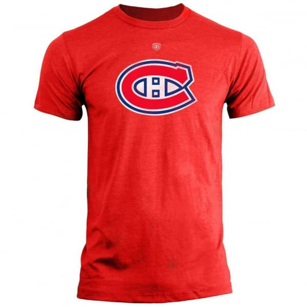 Montreal Canadiens Biggie NHL T-Shirt Rot