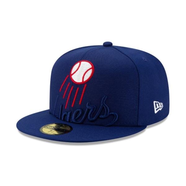 Los Angeles Dodgers Logo Elements New Era 9FIFTY Snapback MLB Cap