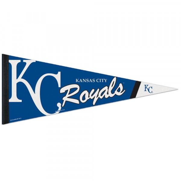 Kansas City Royals Big Logo Premium MLB Wimpel